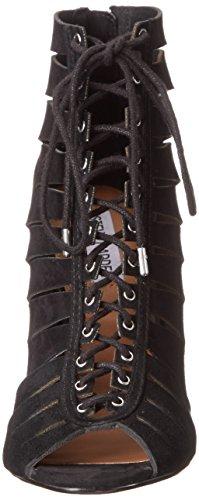 Sandalo Nero Con Borchie Steve Madden