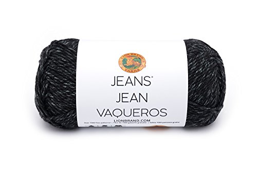 153 Yarn (Lion Brand Yarn 505-153 Jeans Yarn, Stovepipe)
