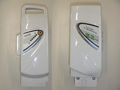 Panasonic(パナソニック) リチウムイオンバッテリー 13.2Ah (NKY249B02 10Ah→NKY381B02 12Ah→NKY451B02B 13.2Ah) 電動自転車用   B0035ZSDC4