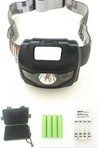 Vitech Headlamp LED for Camping, Running, Hiking, Reading...