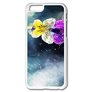 Cute Flower Pc Case Cover For IPhone 6