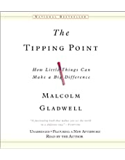 The Tipping Point: How Little Things Can Make a Big Difference. 8 CDs