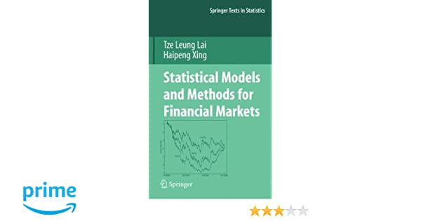 Financial for pdf methods mathematical markets