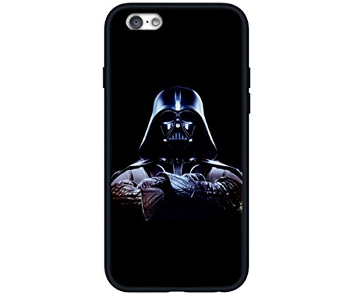 (Star Wars Darth Vader BB8 Storm Trooper Yoda -Rubber Case for Apple iPhone 7 (4.7