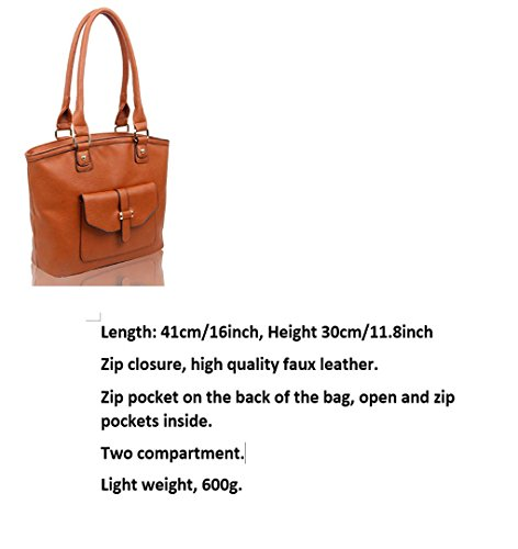 Zip Light 141101 LeahWard M PEARL Compartment Designer Shoulder FRONT Soft BAG Ladies SHOULDER Pockets POCKET Weight Fashion Handbags q0q1wxAtS