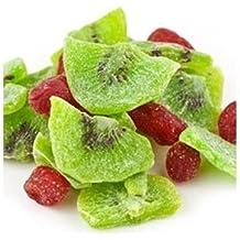 SweetGourmet Dried Fruit Mix Kiwi-Strawberry Blend Sweet Snack (1Lb)