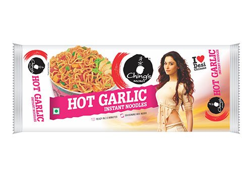 Chings Secret Hot Garlic - 8.46 Ounce (240 Grams)