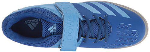 adidas Rendimiento Hombre Powerlift. 3 cross-trainer Shoe Collegiate Royal/Tech Blue Ch Solid Grey