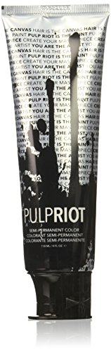 Pulp Riot Semi-Permanent Hair Color for Unisex, Aquatic Aqua, 4 Ounce