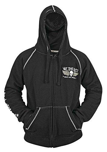 Helmet Hoody Sweatshirt - 2