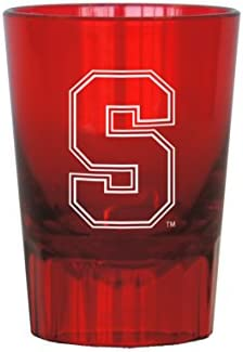 16-Ounce Boelter Brands NCAA Winona State Warriors Plastic Pint