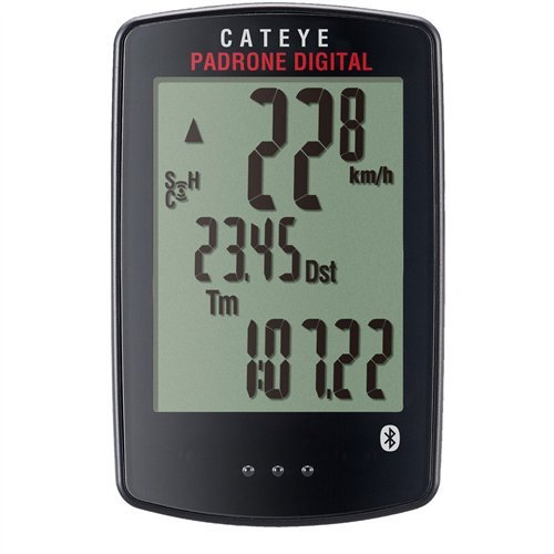 CAT-EYE-Padrone-Digital-Double-Speed-and-Cadence-Bike-Computer-Black