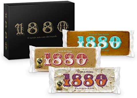 1880 – Pack Tu Navidad Turrón de Jijona 400g