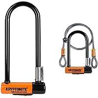 Kryptonite Evolution 11-14mm U-Lock con soporte FlexFrame-U