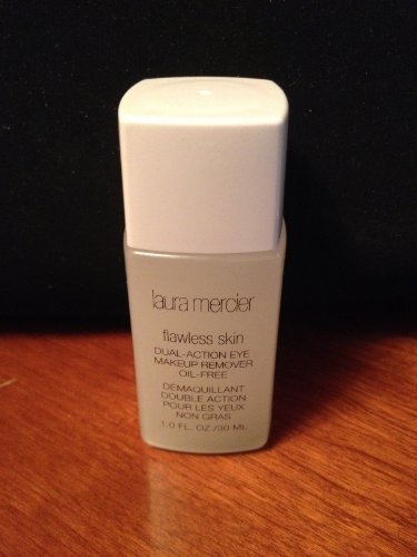Dual Action Remover Makeup (Laura Mercier dual-action eye makeup remover - oil-free, 1.0 oz)