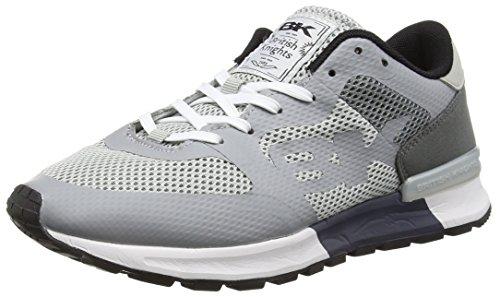 British Knights Impact Damen Sneakers Grau (LT.Grey-Grey-DK Grey 02)