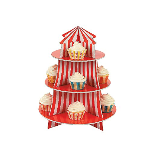 Big Top Cupcake Holder]()