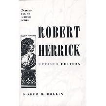 Robert Herrick (Twayne's English Authors Series)
