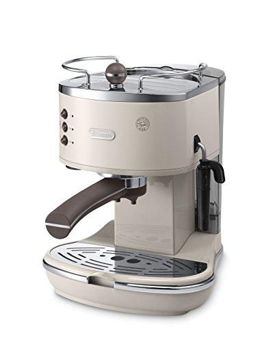 De'Longhi Icona Vintage Traditional Pump Espresso Coffee Machine ECOV311.BG by De'Longhi