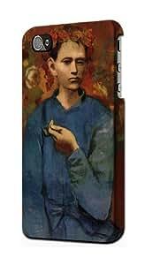S0186 Picasso Garcon a la Pipe Case For HTC One M7 Cover