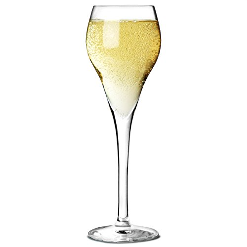 ARC H8466Brio Champagne Flute Glass, 9.5cl Pengo
