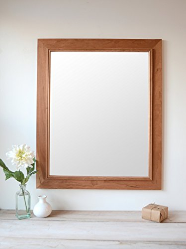 Cherry Mirror with Beaded - Mirrors Best Trims Cherry Bathroom