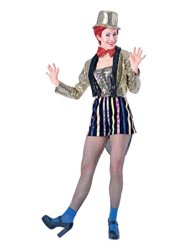 The Rocky Horror Picture Show Columbia Adult Costume