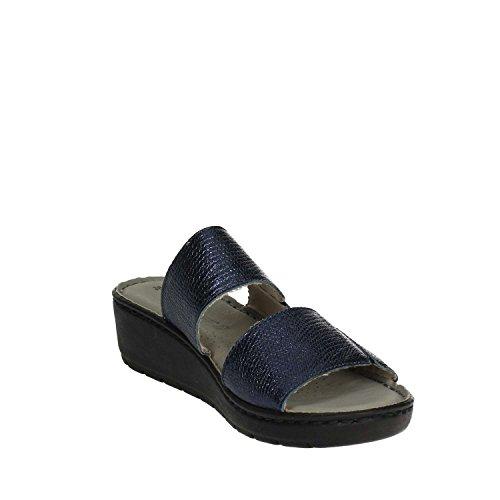 Cinzia Soft IV8601-GA 002 Clogs Women Blue LLq03BLW