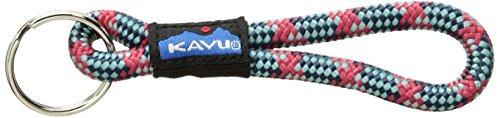 KAVU Rope Key Chain Apparel Belt, Surf, One Size