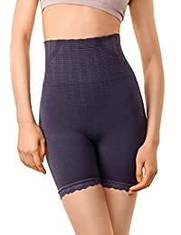 MD Women's Shapewear Inner Thigh High Waist Tummy Shaper Slimmer Power Shorts