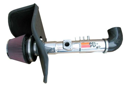 K&N77-9020KP Polished Performance Air Intake