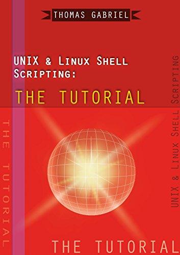 UNIX & Linux Shell Scripting: The Tutorial PDF