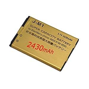 2430mAh PDA Battery Pack for Blackberry 9930/9850