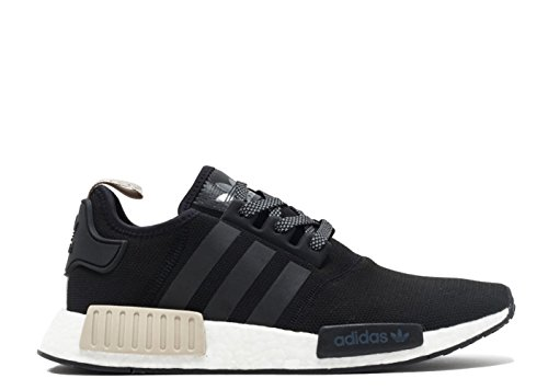 Gli Originali Adidas Adidasmen Nmd R1 Scarpe Tutto Nero / Bianco
