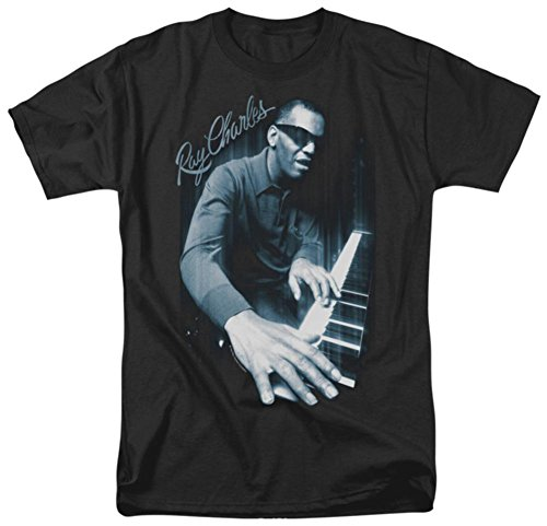 Ray Charles - Blues Piano T-Shirt Size S