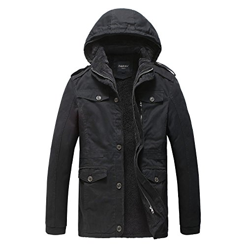 893050fe6a We Analyzed 8,511 Reviews To Find THE BEST Military Jacket Parka Men