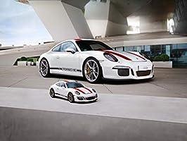 3D Puzzles Ravensburger 125289 Puzzle 3D Porsche 911 R 108 Teile