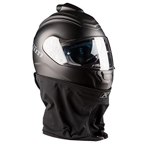 KLIM R1 Air Fresh Air Helmet DOT LG Rally Matte Black ()