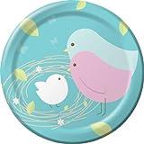 Nesting Birds Dinner Plate