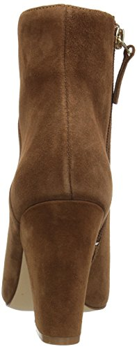 Brown Suede Boot Nine Savitra Women's West Ankle wpqnYA0x