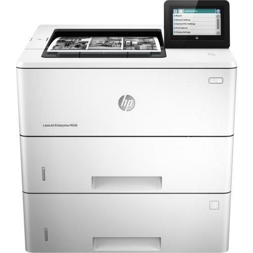 HP F2A71A#AAZ LASERJET ENTERPRISE M506DH
