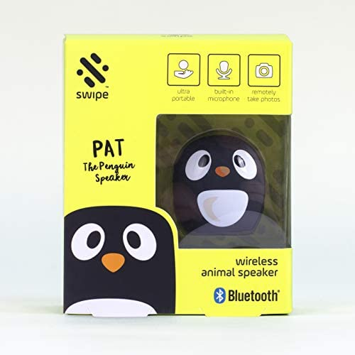 Thumbs Up UK Pat The Penguin Bluetooth Wireless Speaker