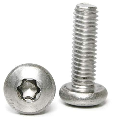 """1//4-20 x 1/"""" Phillips Truss Head Machine Screws Stainless Steel 18-8 Qty 200"""