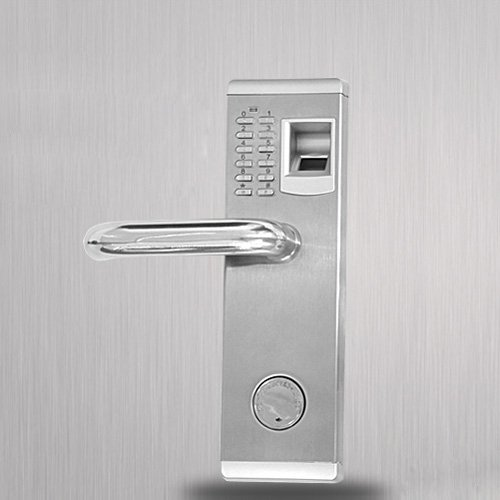 Lightinthebox Touch Premium Biometric Fingerprint and Password Door Lock with Deadbolt for Left Hand Door by LightInTheBox