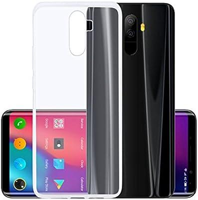 Voviqi Funda Elephone U Pro, Slim Fit Elephone U Pro Funda Carcasa ...