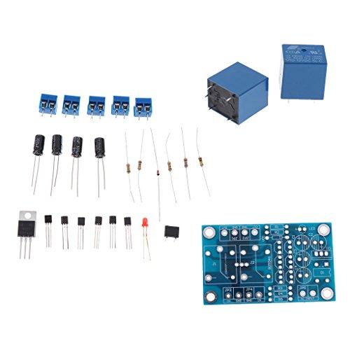 Almencla AC12-15Vスピーカー保護ボード2チャンネル