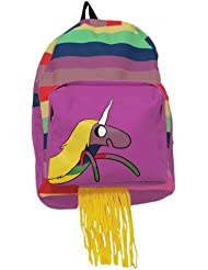 Bioworld Adventure Time Lady Rainicorn Hooded Backpack, Multi-colored