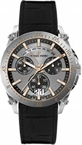 Pierre Petit Men's Casual Watch Leather Strap - P-792B