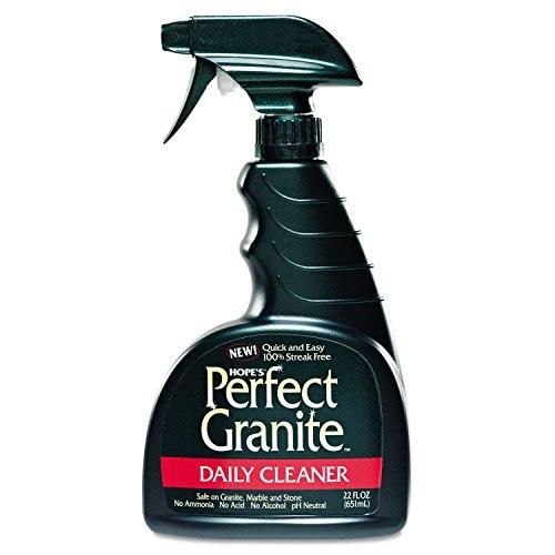 Hope's 22GR6 Perfect Granite Daily Cleaner, 22oz Bottle