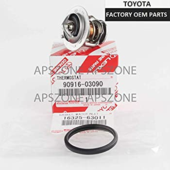 16325-62010 Gasket OEM TOYOTA 90916-03075 COOLANT WATER THERMOSTAT